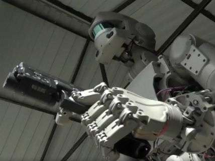 FEDORrobot