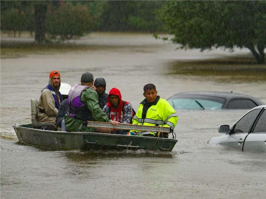 HoustonFloodedHarveyNewscom