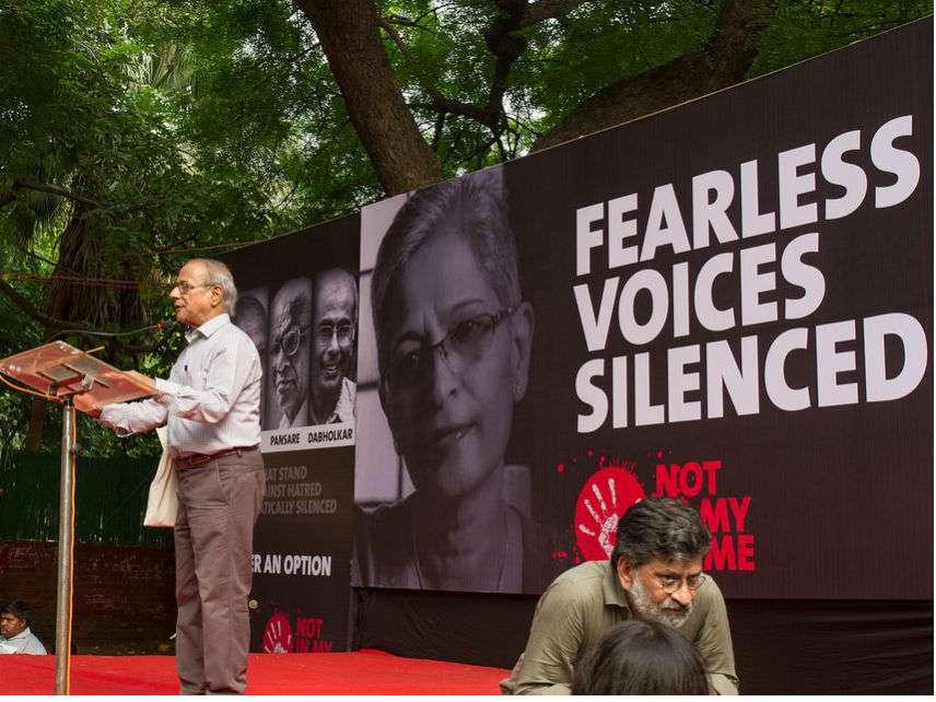 The Murder of an Indian Journalist, a Hero, My Friend