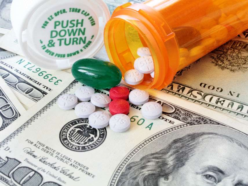 Trump's Prescription Drug Price Controls Would Save Us Money  They