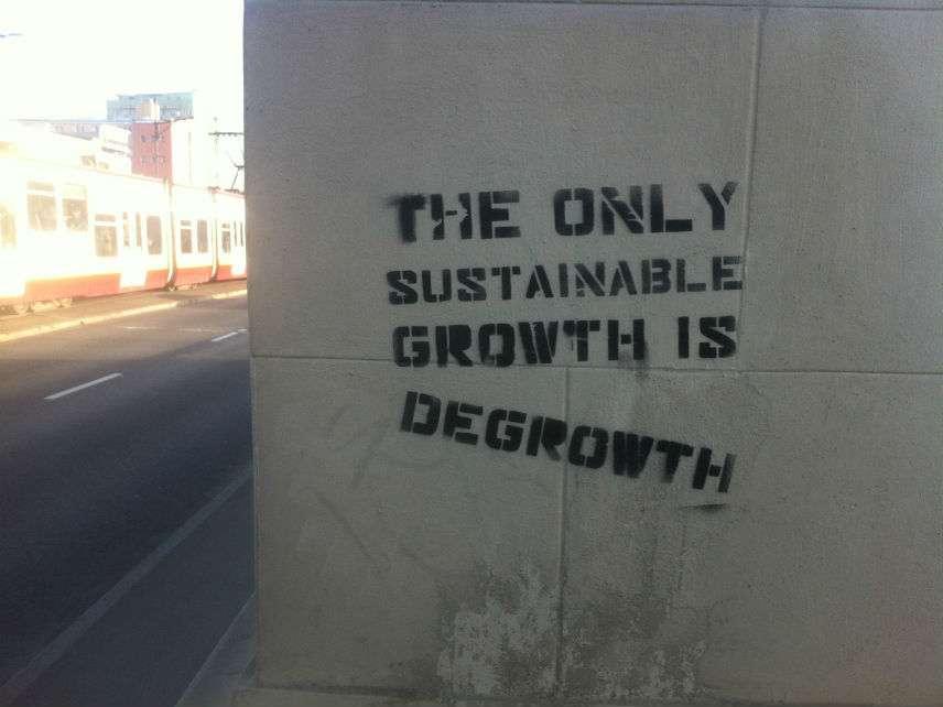 DegrowthSignWarsaw
