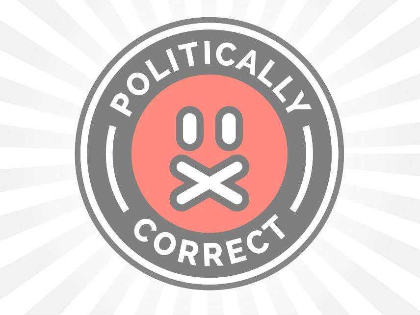 PoliticallyCorrectIconThemoderncanvasDreamstime