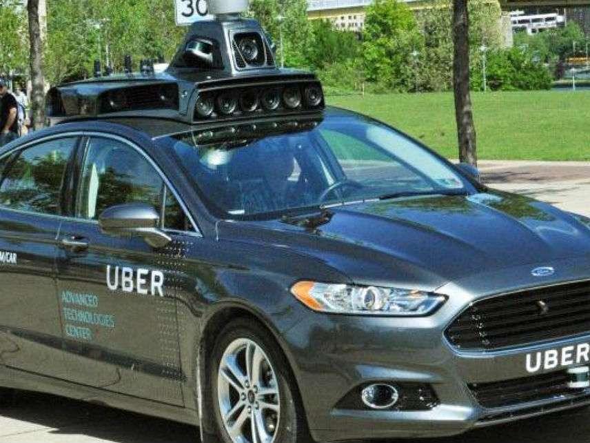UberSelfDriving
