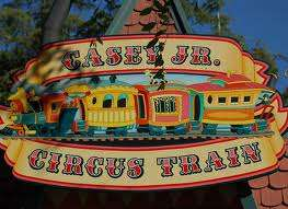 No longer the only Mickey Mouse train operation in California.