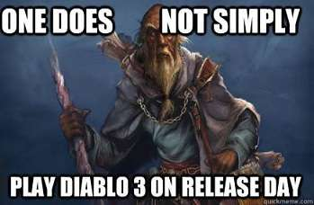 Every time a major game company screws up, 1,000 memes are born.