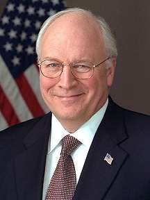 Is this Dubya's fourth term or Cheney's?