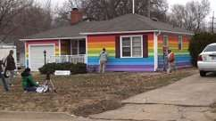 I'd be more worried about the Homeowners Association's reaction.