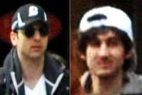 The brothers Tsarnaev