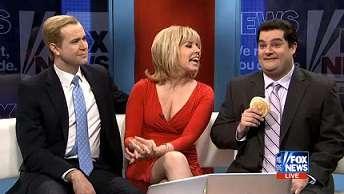 Maybe we can blame SNL parodies, too.