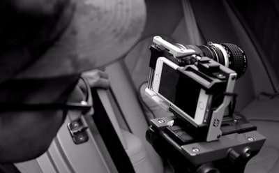 Shooting the Bentley Motors advertisement with an iPhone 5c. ||| YouTube