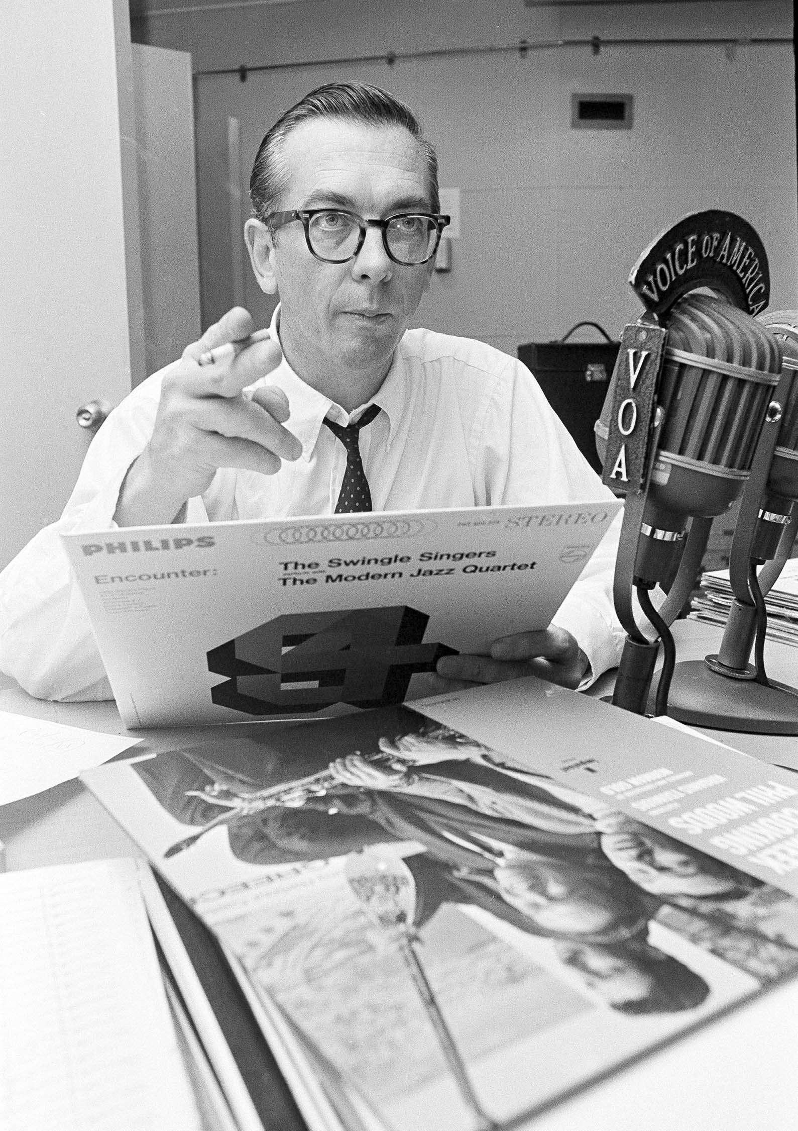 Willis Conover, September 1967