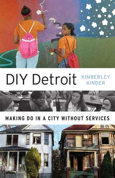 DIY Detroit cover