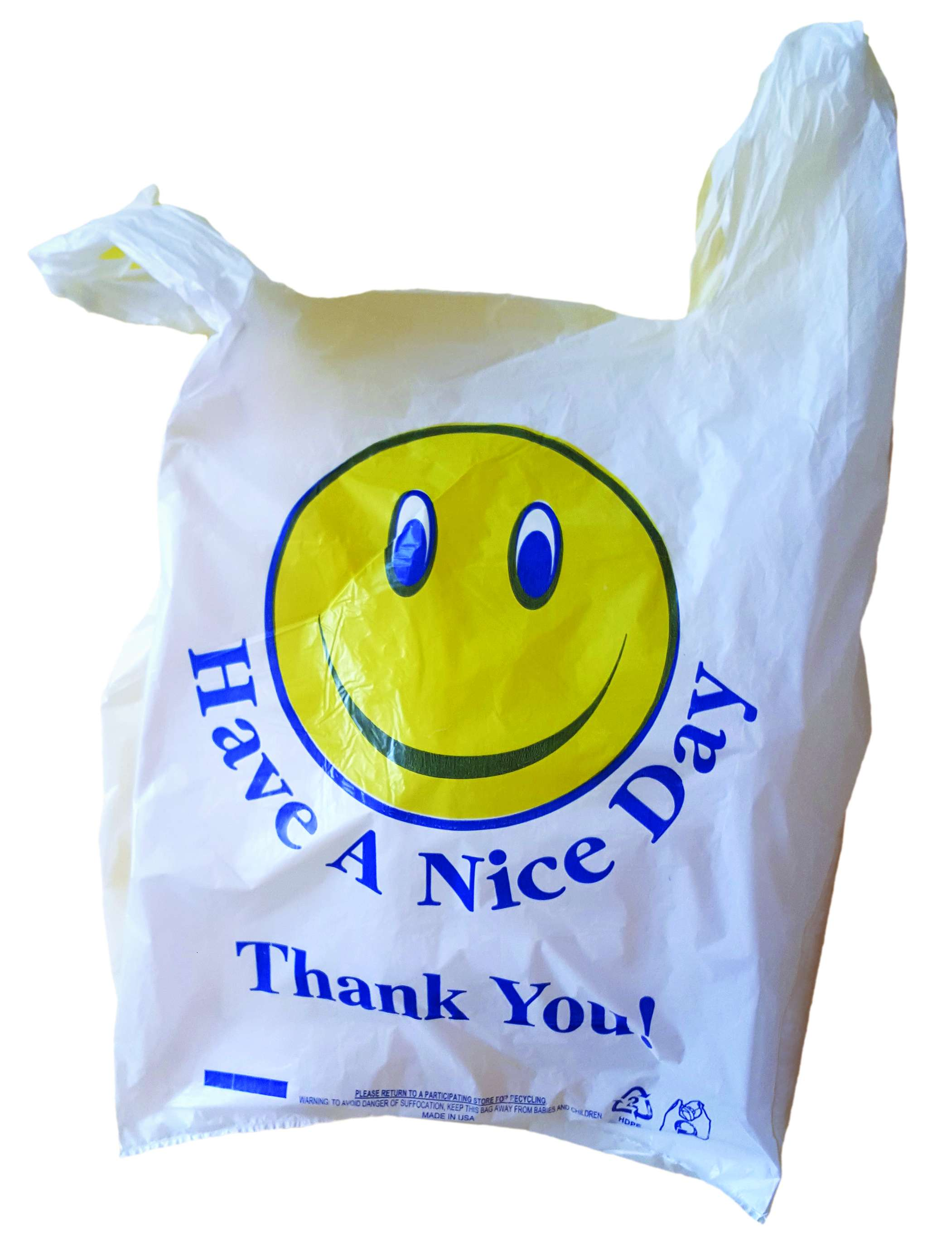 Plastic Bags Are Good for You – Reason com