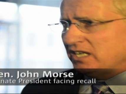 Former Colorado Senate President Morse