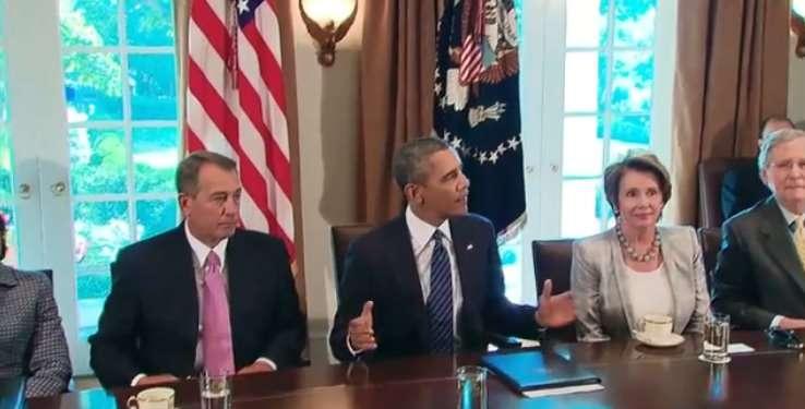 President Obama on Syria