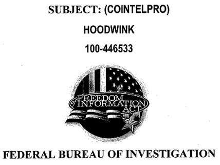 FBI COINTELPRO