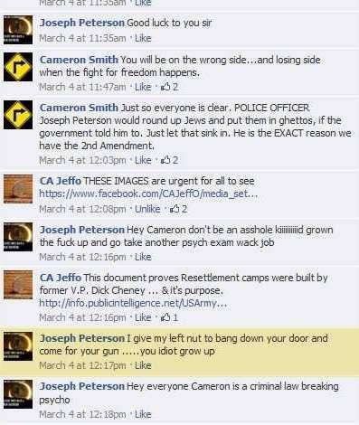 Facebook crazy