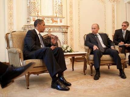 Obama and Putin