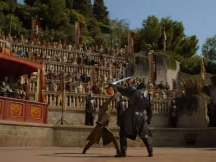 Game of Thrones season 4 episode 8