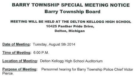 Barry Township