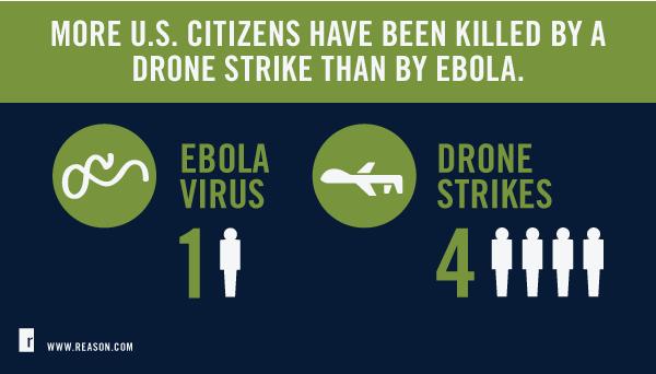 Ebola vs Obama Infographic