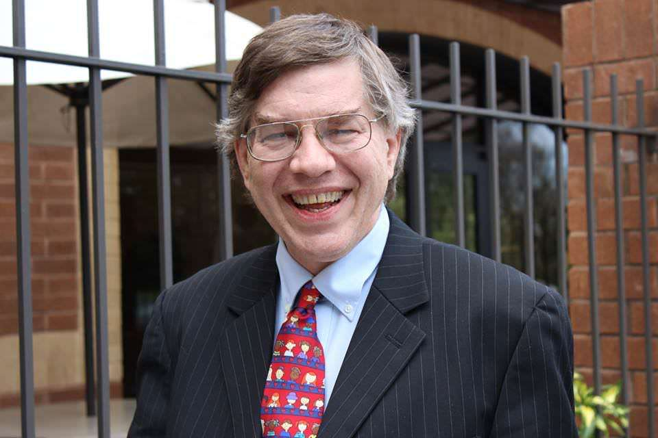 Sean Haugh, Libertarian candidate for U.S. Senate