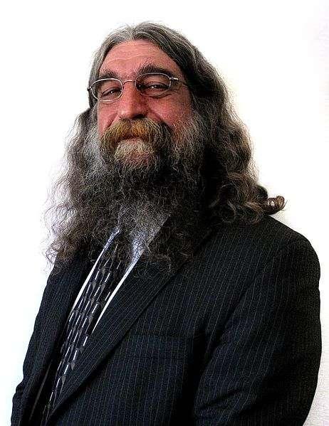 "Robert ""Bob"" Healey, gubernatorial candidate in Rhode Island."