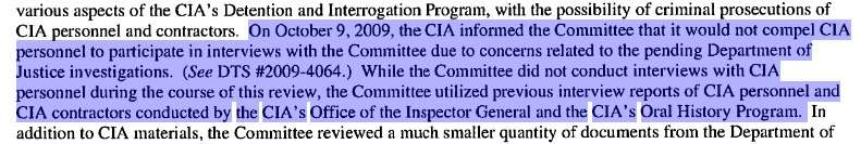 Probably the least of the CIA's credibility issues, I realize.