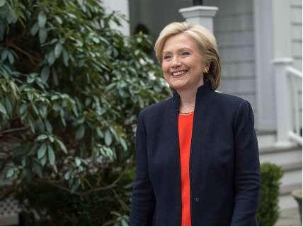 Hillary Clinton announces her 2016 campaign