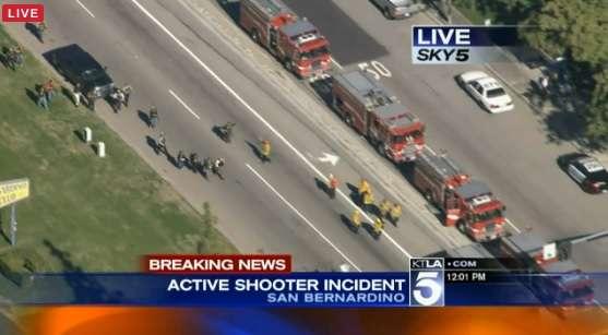 Breaking: 14 Dead in San Bernardino Shooting (UPDATED