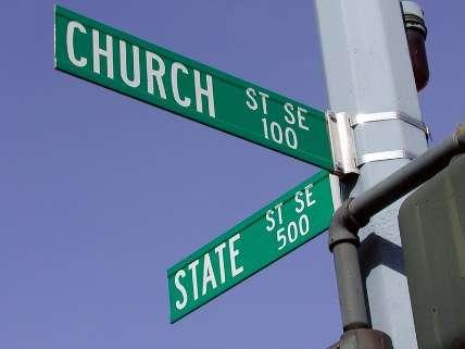 Church vs. state