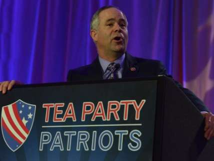 Tea party is against gays for