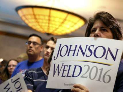 Johnson voters