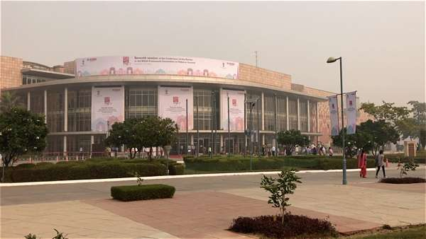 ExpoCentre, site of the Seventh Conference of the Parties