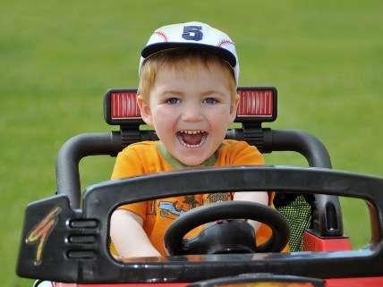 Kid driver
