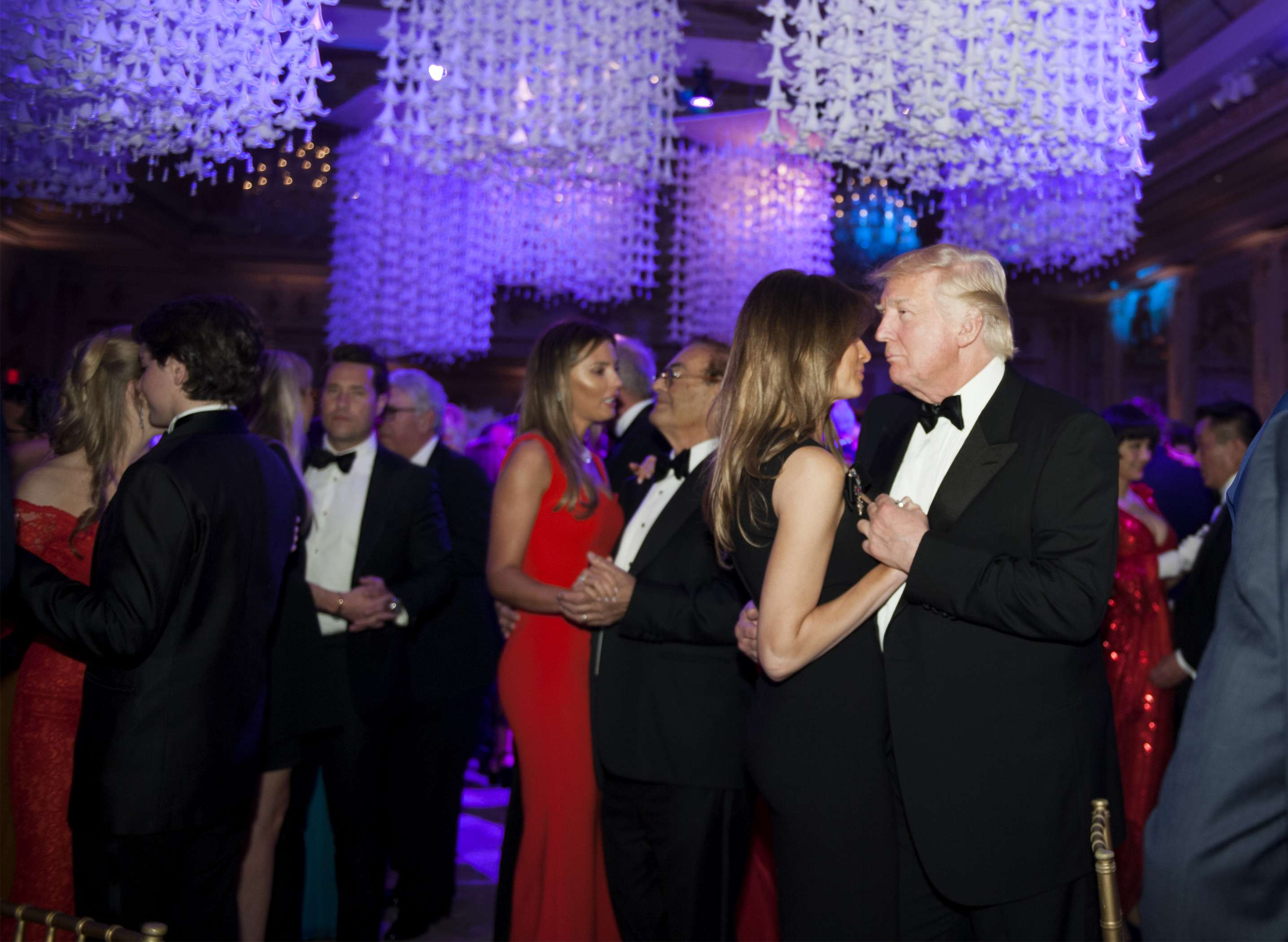 New Year's 2017 at Mar-a-Lago Club