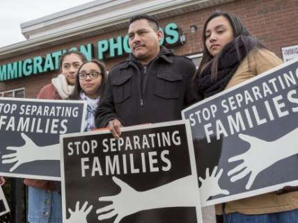 immigration protests