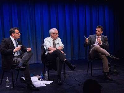 Selgin vs. Barro at the Soho Forum ||| Jim Epstein