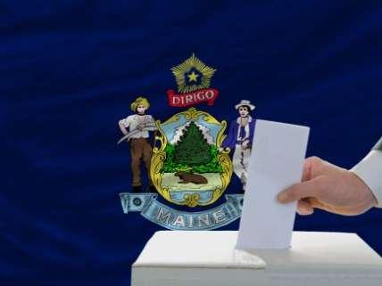 Maine voter