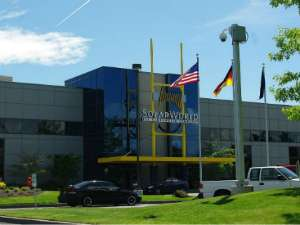 SolarWorld's Hillsboro Location