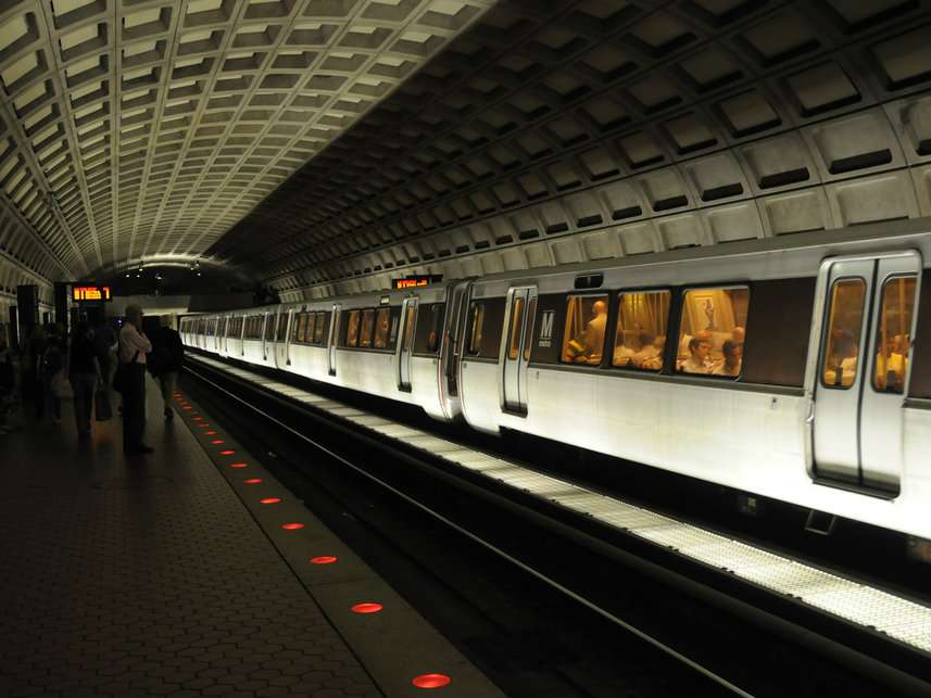 D C 's Dysfunctional Metro System Is a National
