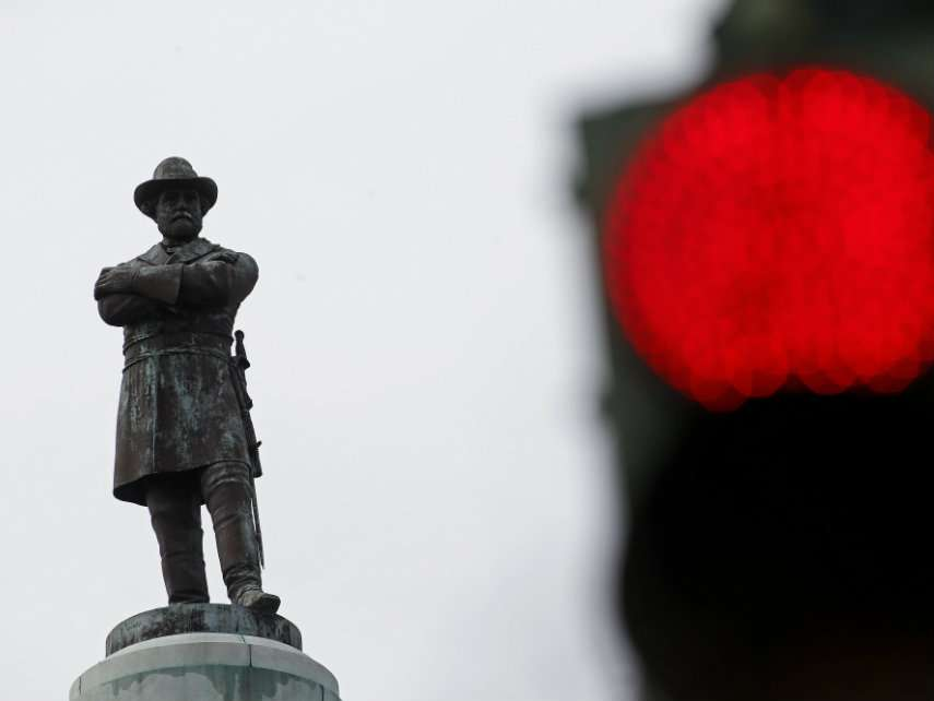 da5201271b38 Confederate Monuments Deserve to Go – Reason.com