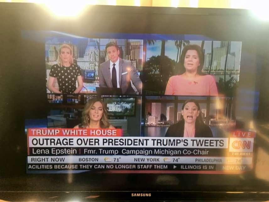Trump Sending Feds to Chicago, 'Morning Joe' Hosts Say
