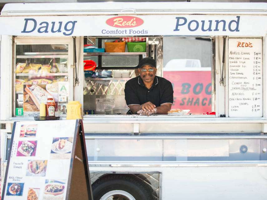 Food Trucks Sue Louisville Because Law Allows Nearby