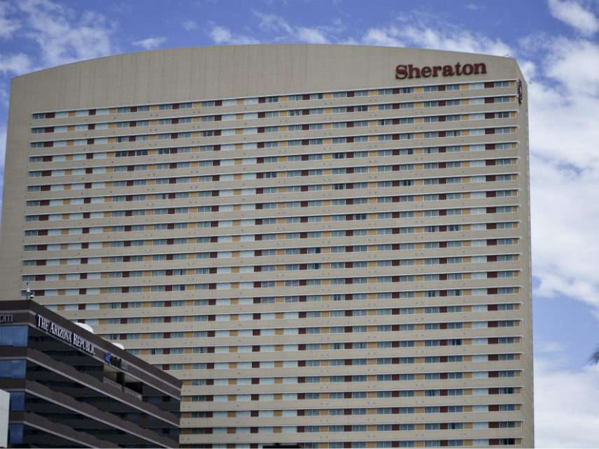 Sheraton, Copper Square, Downtown Phoenix, Arizona