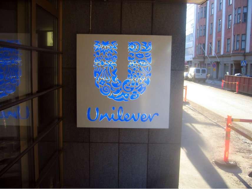 Unilever building in Helsinki