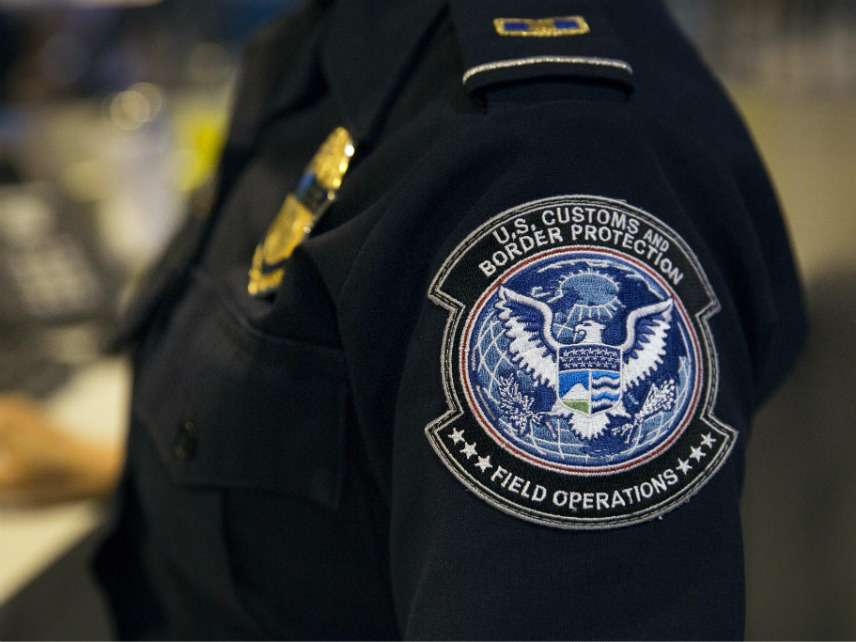U.S. Customs and Border Protection Field Operations officer