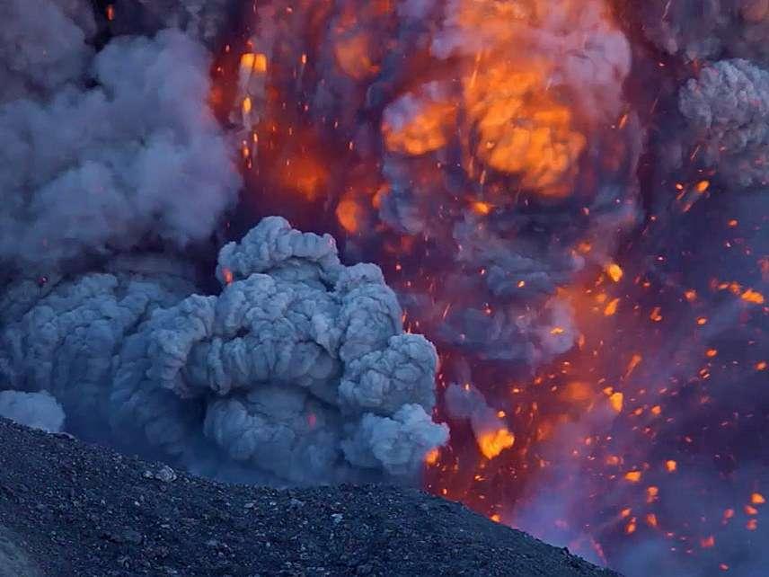'Killer Volcanoes'