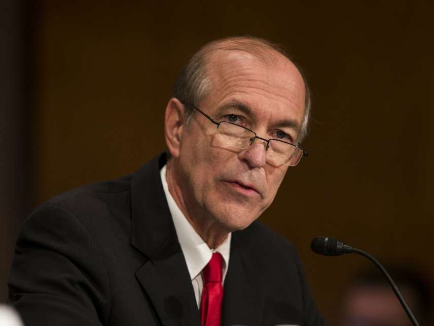Former Rep. Scott Garrett