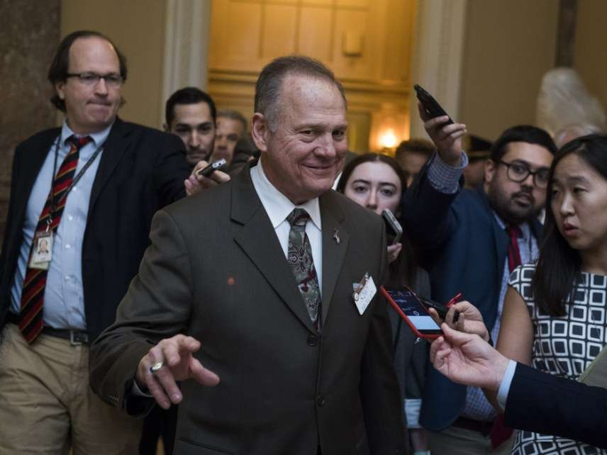 Another Woman Accuses Moore of Underage Sexual Advances